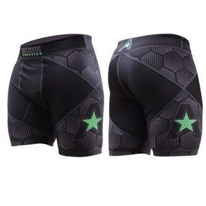 3/$20 Anthem Athletics Men Compression Shorts